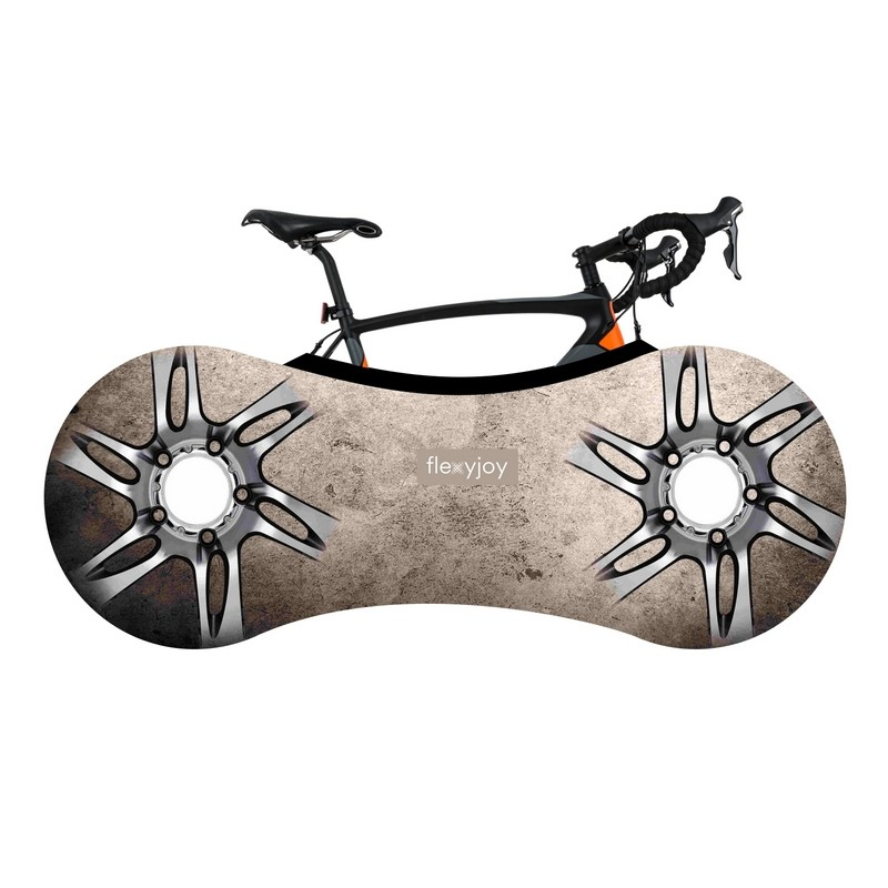 Flexible, universal bicycle cover, FJB690