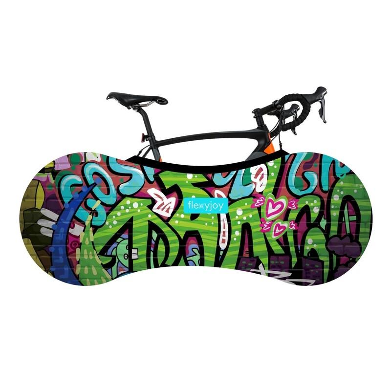 Гибкий универсальный чехол для велосипеда, FJB706