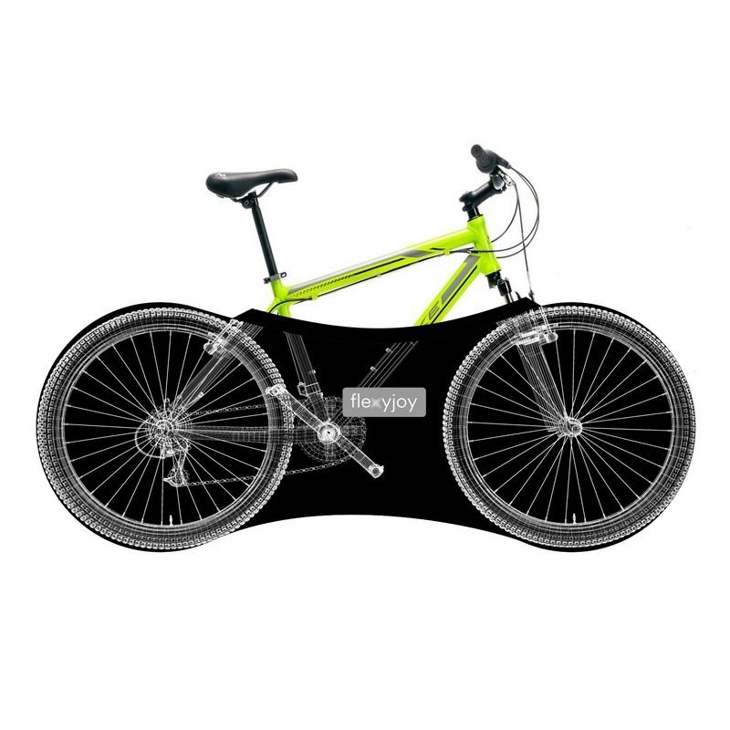 Flexibelt universellt cykellock, FJB812